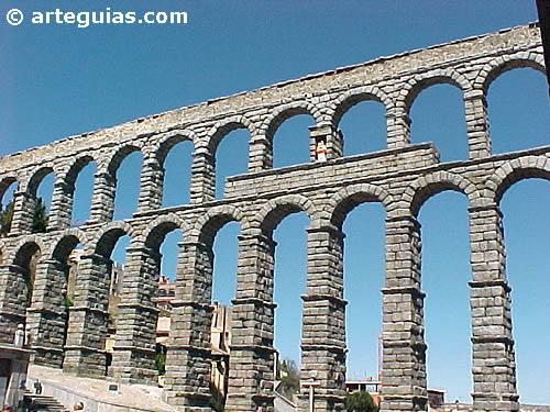 Acueducto segovia - Acueducto de segovia arquitectura ...