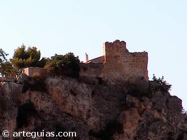 Castillo de San José (Castell de Guadalest, Alicante)