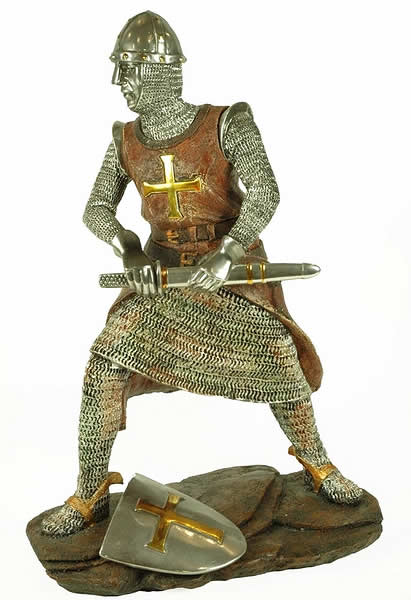 Megapost: Armaduras Medievales (Historia y Evolución) (P-1)