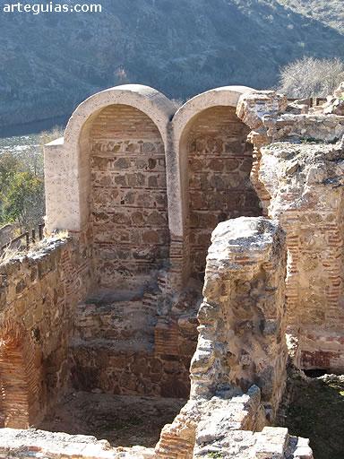 Baño Arabe En Toledo:Baños Árabes de Tenerías, Toledo