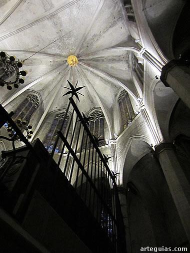 Bóvedas de la cabecera