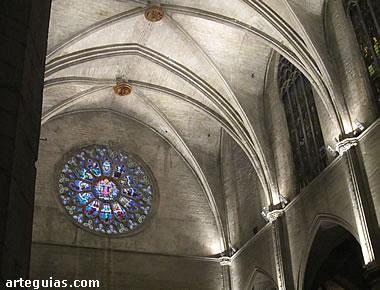 Interior de la Seu