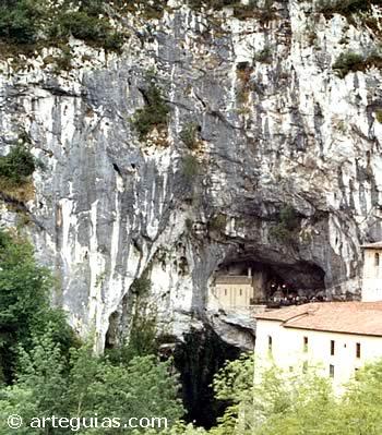 El paraje donde se celebró la batalla de Covadonga es magnífico