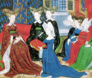 Christine de Pisan e Isabel de Bavaria