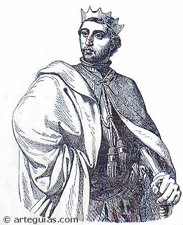 Ilustración de Pedro el Cruel