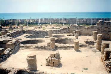 Restos de ciudad romana de Baelo Claudia