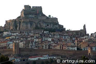 Murallas y castillo de Morella, Castellón
