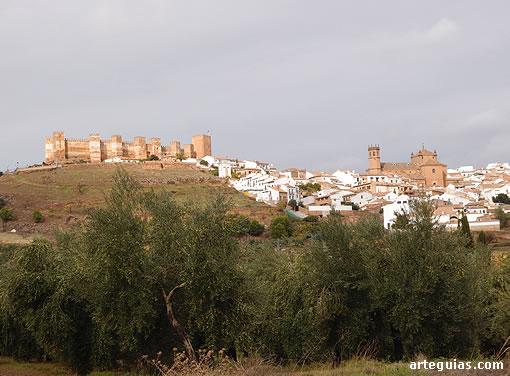 Castillo De Banos De La Encina