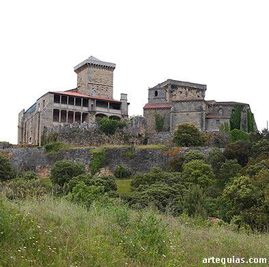 El conjunto monumental de Monterrey (Ourense)