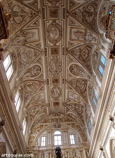 Bóveda del templo cristiano