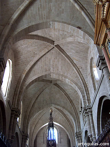 La catedral de zamora for Catedral de zamora interior