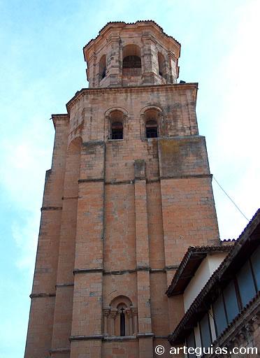 Torre de la Colegiata