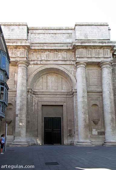 Catedral valladolid - Puertas en valladolid ...