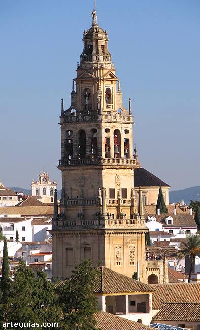 Mezquita catedral c rdoba for Exterior mezquita de cordoba