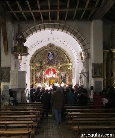 Analizando los desconcertantes capiteles de la iglesia de Tejadilla