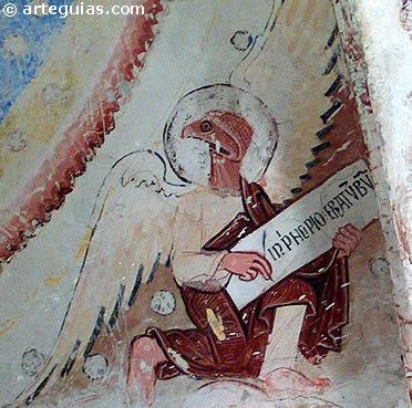 Águila de San Juan (Tetramorfos)