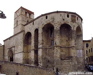 Iglesia de San Pedro de Cuéllar