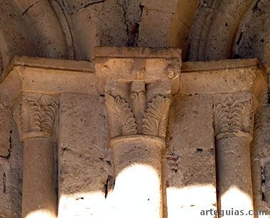 La Ermita de San Miguel de Sacramenia presenta similitudes evidentes con la de Pospozuelo (Fuentesoto)