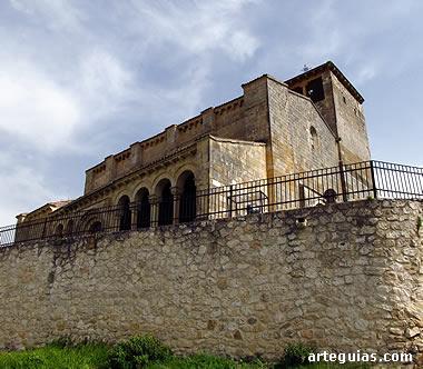 Iglesia de san Miguel de Fuentidueña