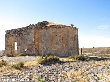 Aspecto actual de San Miguel sde Sacramenia