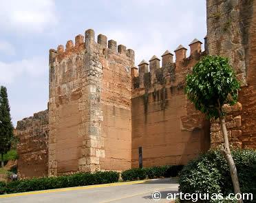 Murallas de Niebla. Huelva