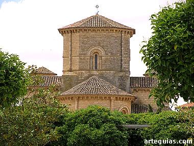 El cimborrio es una aportación bizantina a la arquitectura románica