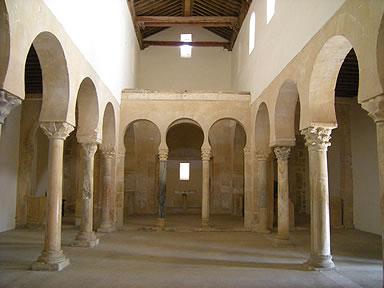 Iglesia san miguel de escalada for Arquitectura mozarabe