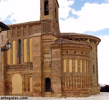 Iglesia de San Gervasio y San Protasio de Santervás de Campos