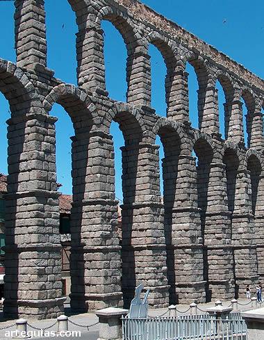 Arquitectura romana arteguias for Arquitectura de espana