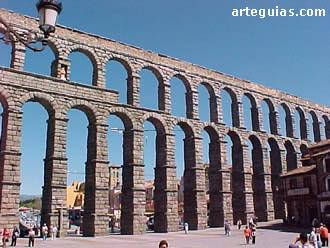 La Arquitectura... Acueductosegovia2