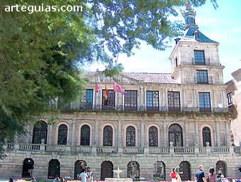 Arquitectura barroca - Colegio arquitectos toledo ...