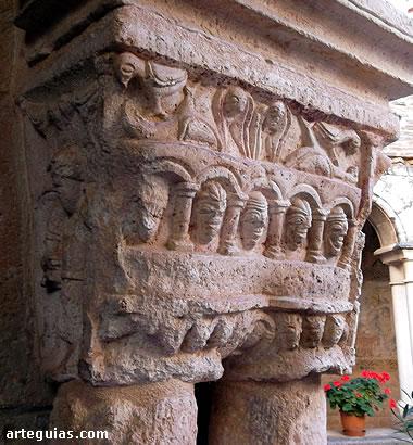 Capitel del Arca de Noé