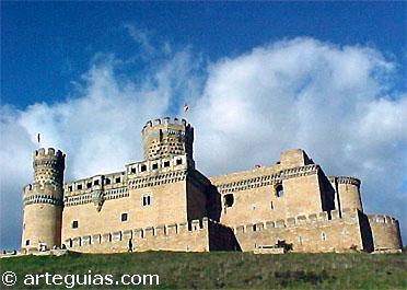 Castillo manzanares el real - Polideportivo manzanares el real ...