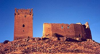 Castillo de Yequera