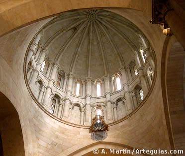 Catedral vieja de salamanca arteguias for Catedral de zamora interior
