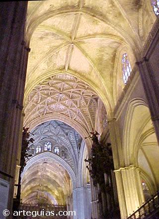 Catedral sevilla - Catedral de sevilla interior ...