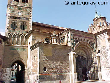 Mudéjar Teruel (ARTEGUIAS)