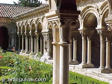 Las Claustrillas del Monasterio de las Huelgas de Burgos