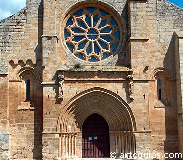 Castrojeriz. Camino de Santiago en Burgos