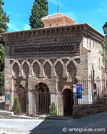 Mezquita califal de Bib-Al-Mardum (Cristo de la Luz)