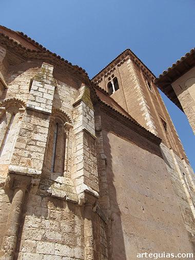 Parroquia de Santo Domingo de Daroca