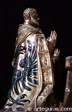 Escultura de Leoni