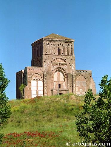 La Lugareja, antiguo monasterio junto a Arévalo