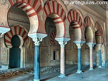 Lujo y esplendor en Medina Azahara