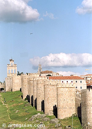 Image result for muralla de ávila