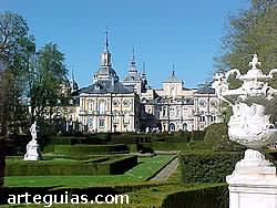 Palacio de la Granja. Segovia
