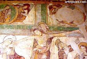 Pintura mural románica