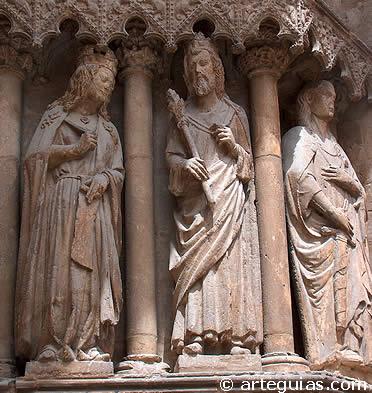 Catedrales Gticas Espaa ARTEGUIAS