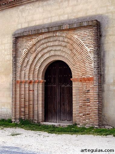 Mudéjar de Tierra de Pinares: San Martín de Cuéllar