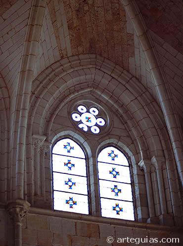 Ventanal gótico
